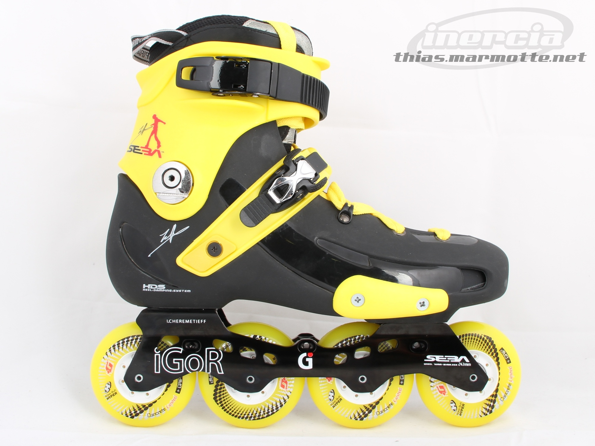 Seba FR1 Bumble Bee Freeride